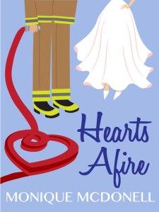 Mon Hearts Afire Cover