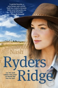 Ryders Ridge cover