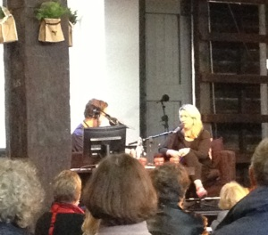 Cheryl Strayed in conversation with Richard Fiedler