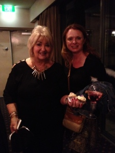 Romance Writers Kaz Delaney and Monique Mcdonell